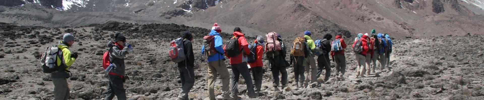 Kilimanjaro Touren